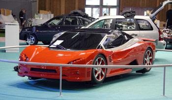 Lada Revolution Coupe